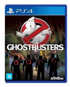 Jogo GhostBusters - Caça Fantasmas - PS4 - PlayStation 4