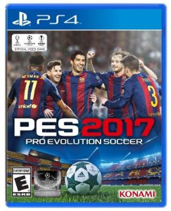 Jogo PES 2017 - Pro Evolution Soccer 2017 - PS4 - Playstation 4