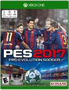Jogo PES 2017 - Pro Evolution Soccer 2017 - Xbox One