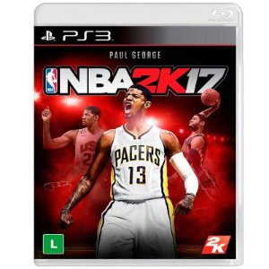 Jogo NBA 2K17 - PS3 - Playstation 3