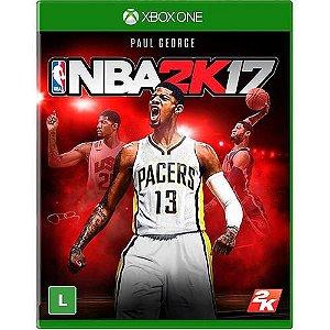 Jogo NBA 2K17 - Xbox One