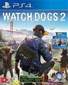 Jogo Watch Dogs 2 - Ps4 - Playstation 4