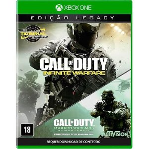 Jogo Call Of Duty : Infinite Warfare Legacy Edition Xbox One