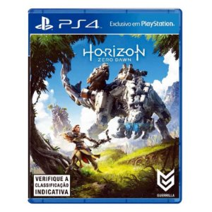 Jogo Horizon Zero Dawn - PS4 - Playstation 4