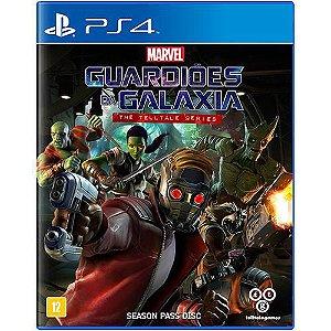 Jogo Marvel Guardiões da Galáxia  PS4 - Playstation 4