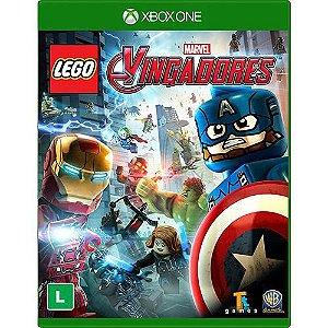 Jogo Lego Marvel Vingadores Xbox One