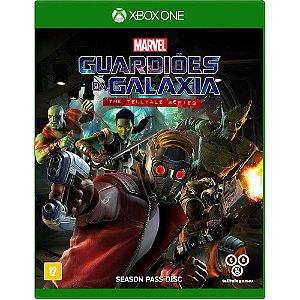 Jogo Marvel Guardiões da Galáxia  Xbox One