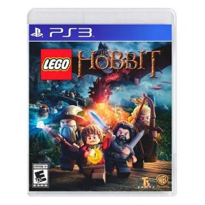Jogo Lego Hobbit  - PS3 - Playstation 3