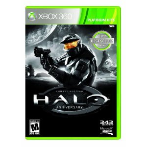 Jogo Halo Combat Evolved Anniversary - XBOX 360