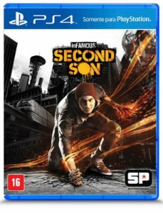 Jogo Infamous Second Son - Ps4 - Playstation 4