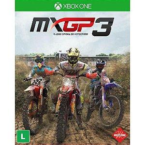 Jogo MXGP3 Xbox One