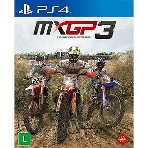 Jogo MXGP3 Playstation 4