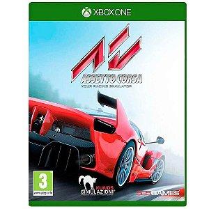 Jogo Assetto Corsa Xbox One