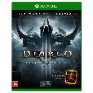 Jogo Diablo III Ultimate Evil Edition Xbox One