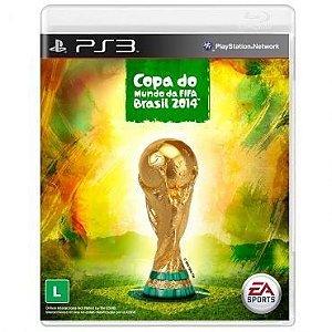 Jogo Copa do Mundo Fifa - Brasil 2014 - Playstation 3 - PS3