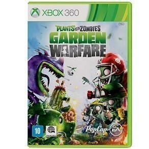 Jogo Plants vs. Zombies: Garden Warfare - XBOX 360