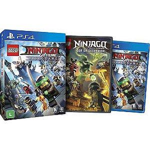 Jogo Lego Ninjago Ed. Limitada - Playstation 4