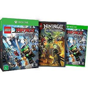 Jogo Lego Ninjago Ed. Limitada - Xbox One