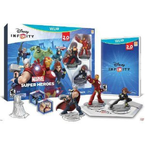 Disney Infinity 2.0 - Kit Inicial Marvel - Wii u