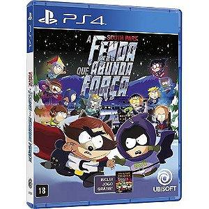 Jogo A South Park : A Fenda Que Abunda Força - Playstation 4 - PS4