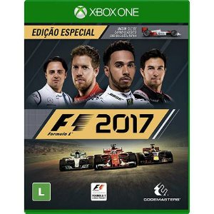 Jogo Fórmula 1 2017 - Xbox One