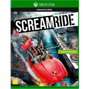 Jogo Screamride  - Xbox One