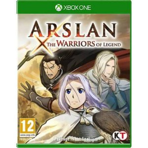 Jogo Arslan The Warriors Of Legend - Xbox One