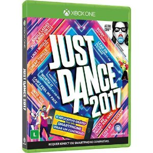 Jogo Just Dance 2017- Xbox One