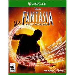 Jogo Disney Fantasia Music Evolved- Xbox One