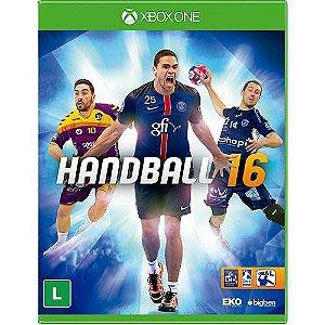 Jogo Handball 16- Xbox One