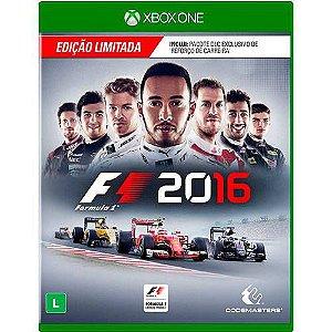 Jogo Fórmula 1 2016 - F1- Xbox One
