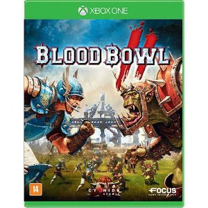 Jogo Blood Bowl  II- Xbox One
