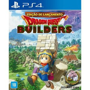 Jogo Dragon Quest Builders- PS4