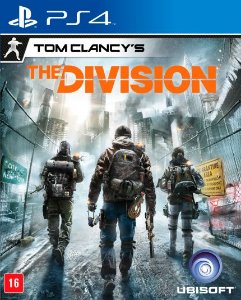 Jogo Tom Clancys - The Division  - PS4
