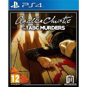 Jogo Agatha Christie  - PS4