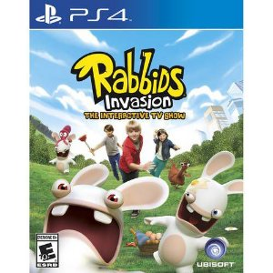 Jogo Rabbids Invasion PS4