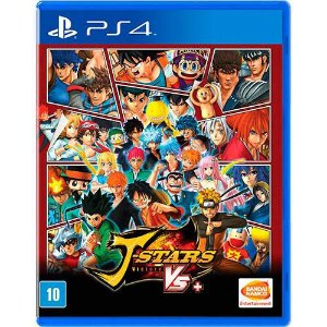 Jogo J-Stars Victory Vs+- PS4