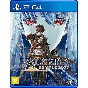 Jogo Valkyria Revolution- PS4