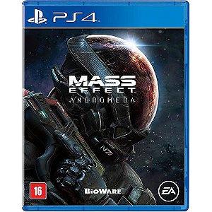 Jogo Mass Effect - Andromeda - PS4