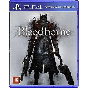 Jogo Bloodborne- PS4