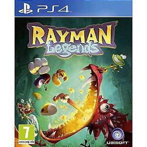 Jogo Rayman Legends- PS4