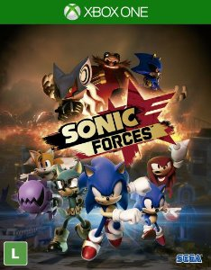 Jogo Sonic Forces- Xbox One