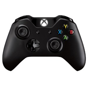 Controle Wireless Xbox One Preto - Microsoft