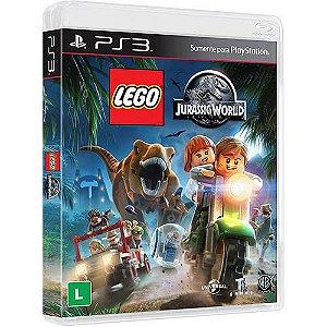 Jogo Lego Jurassic World - PS3 - Playstation 3