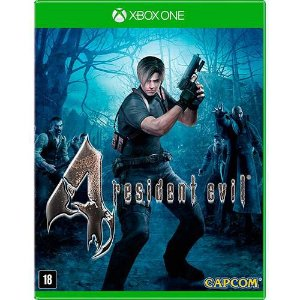 Jogo Resident Evil 4 - Remastered - Xbox One