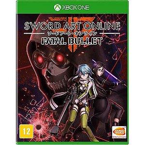 Jogo Sword Art Online - Fatal Bullet - Xbox One