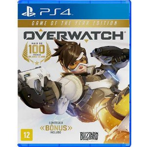 Jogo Overwatch - Game Of The Year Edition- PlayStation 4