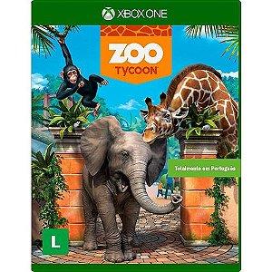 Jogo Zoo Tycoon - Xbox One - Totalmente Português