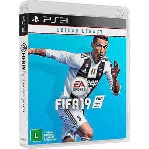 Jogo Fifa 19 - PS3 - Playstation 3