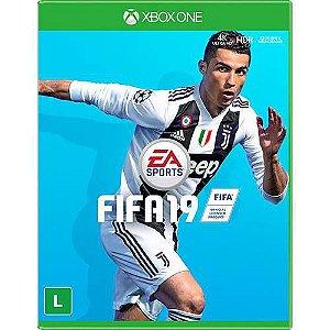 Jogo Fifa 19 - Xbox One
